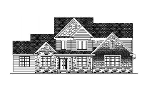 triumph custom home 3863
